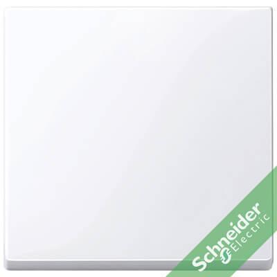 Centraalplaat Schakelaars SYSTEEM-M Actief wit glanzend