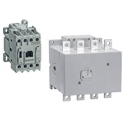 4 polig contactors magneetschakelaars