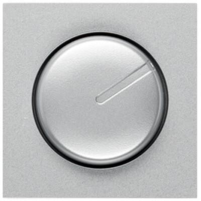 Centraalplaat Dimmers Silver ART100