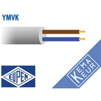 2 aderig installatiekabel YMvK-mb 90°