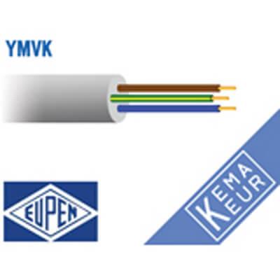 3 aderig installatiekabel YMvK-mb 90°