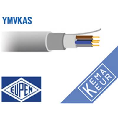 4 aderig grondkabel YMvKas-mb 90°