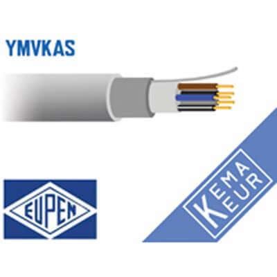 5 aderig grondkabel YMvKas-mb 90°