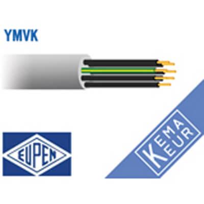 6 en meer aderig installatiekabel YMvK-mb  90°