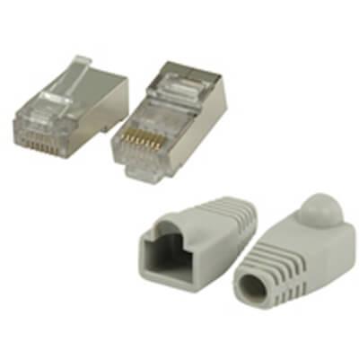 CAT6 RJ45 connectors