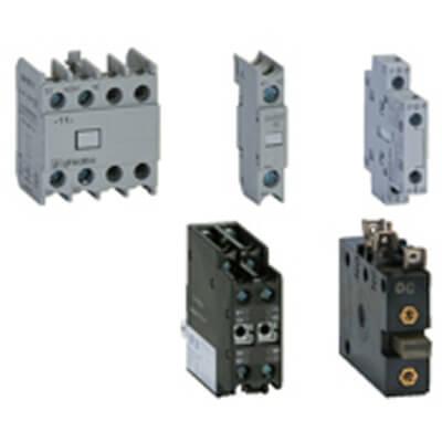 Hulpcontacten GH serie contactors