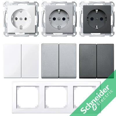 Inbouw schakelmateriaal Schneider electric