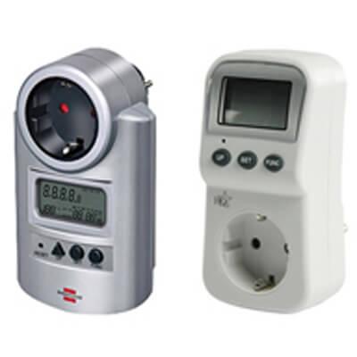 Stekker kWh meters