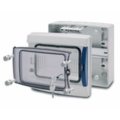 Module kasten Acqua Famatel IP65
