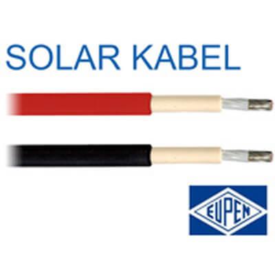 Solar kabel 120°