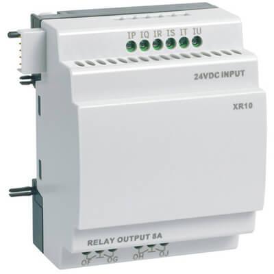 XR10 I/O uitbreiding plc Crouzet