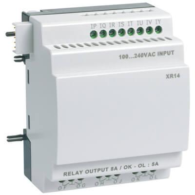 XR14 I/O uitbreiding plc Crouzet