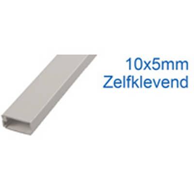 10x5mm zelfklevend leidingskoker