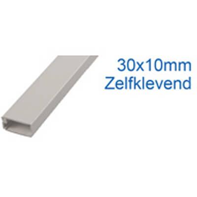 30x10mm zelfklevend leidingskoker