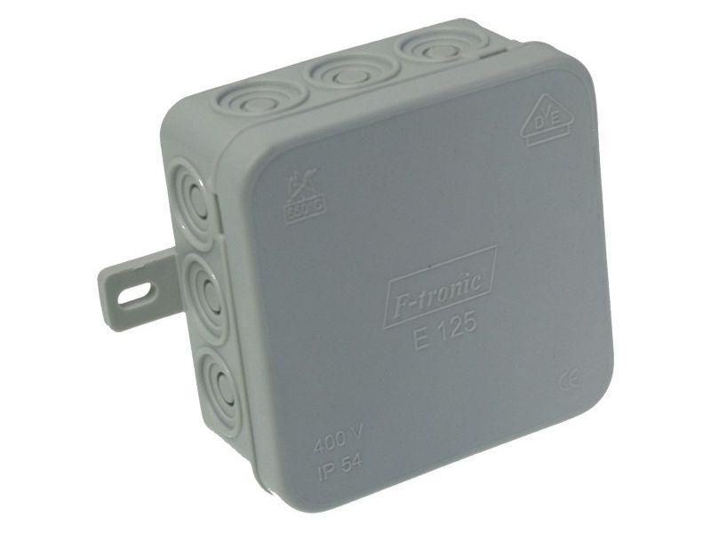Lasdoos IP54 (hxbxl) 40x75x75mm IB