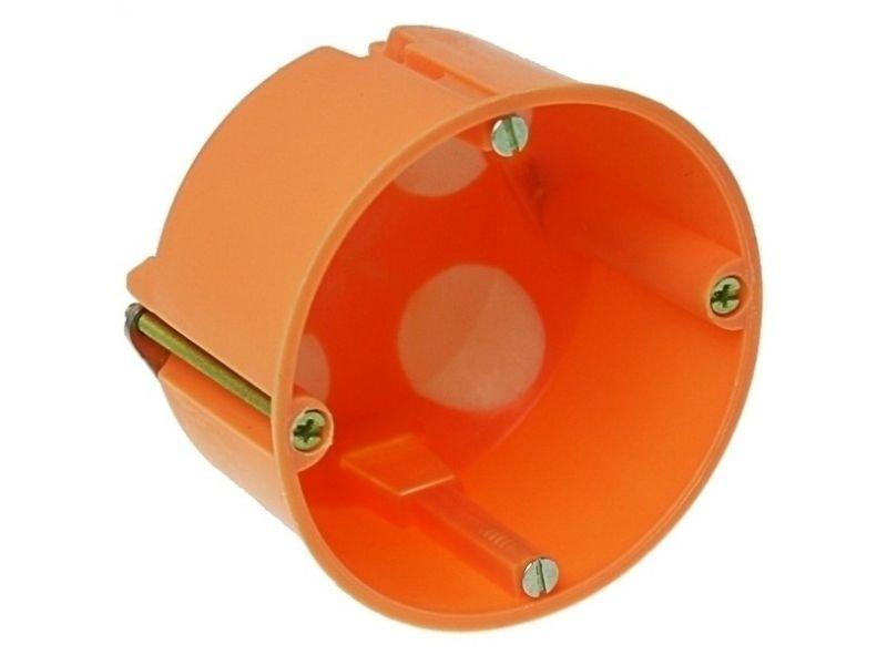 Hollewanddoos IB gat 68mm diep 47mm achter invoer