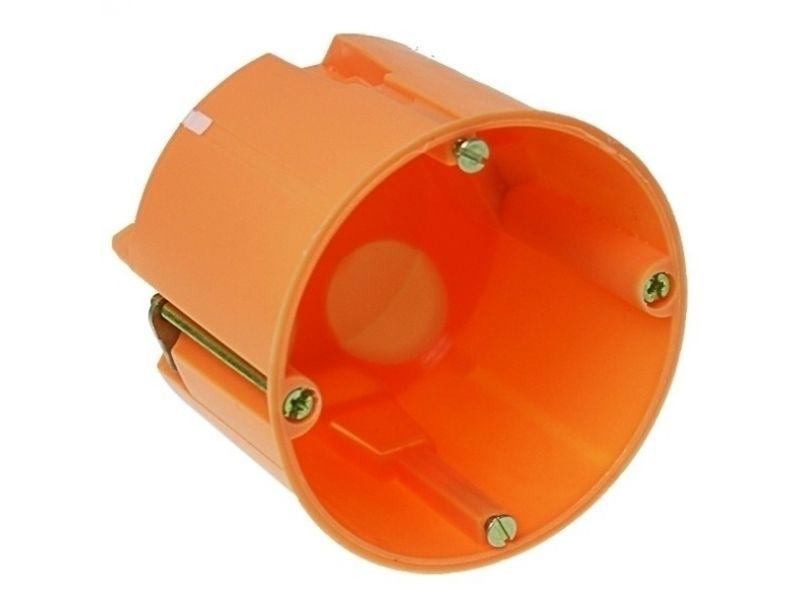 Hollewanddoos IB gat 68mm diep 61mm achter invoer