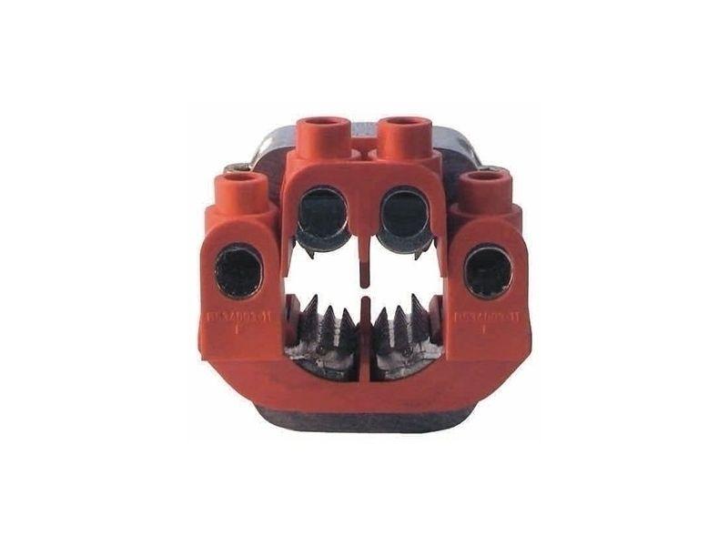 Aftak-ringklem 4 aderig hoofd 70-150mm2 aftak 16-50mm2