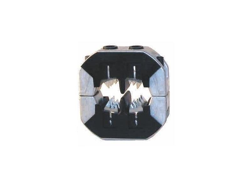 Aftak-ringklem 4 aderig hoofd 70mm2 aftak 6-50mm2