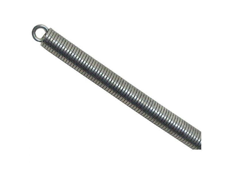 Buigveer 3/4 19mm buis 80cm lang met binnen kabel