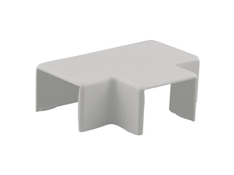 T-stuk 10x10mm wit 2 stuks - 2 stuks