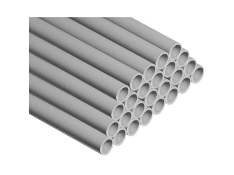 5/8inch 16mm hostalit buis slagvast grijs 25 lengtes van 2 m - 50 meter