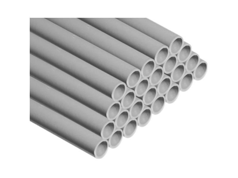 3/4inch 19mm hostalit buis slagvast grijs 25 lengtes van 2 m - 50 meter