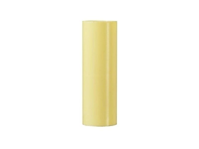 5/8inch 16mm pvc koppelstuk creme