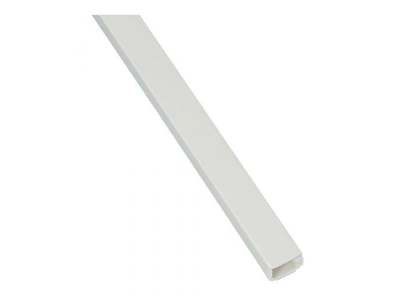 Zelfklevende leidingkoker 10x5mm wit - 10 stuks